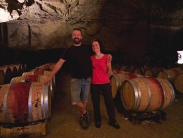Les caves troglodytes de Dampierre sur Loire