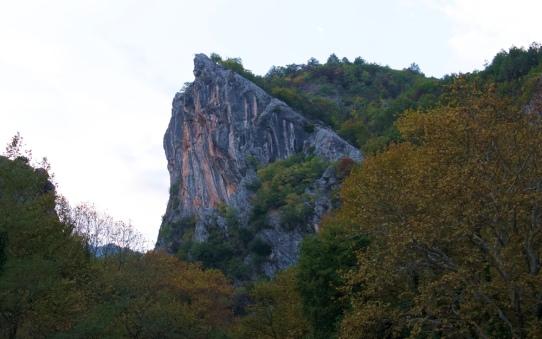 Loutraki mountain